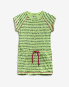 Loap Bacy Šaty dětské Zelená