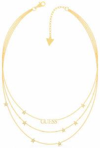 Guess zlaté náhrdelník A Star Is Born