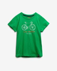 Loap Badles Tričko detské Zelená